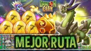 เกมส์ที่มีชื่อว่า Dragon City ซึ่งเป็นเกมส์ที่เหมาะสมสำหรับทุกคน