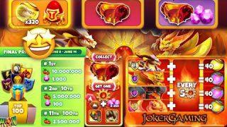 Joker Gaming จะมาแนะนำถึง Dragon City เป็นเกมที่น่าเล่นมากที่สุด